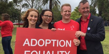 Adoption Equality - Pride